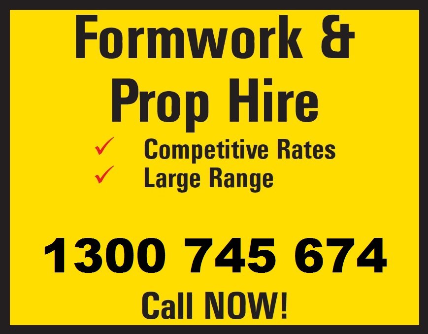 Acrow Props Call 1300 745 674 Now